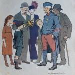Le-Rire-rouge-n°2-28-Novembre-1914-dessin-de-A.Roubille-e1366745449155-150x150