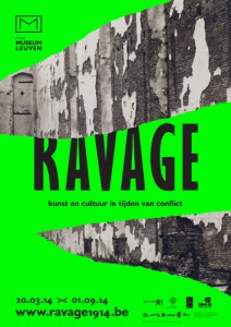 Ravage-Posters-A1-LIBRARY-DUTCH-PRINT-1
