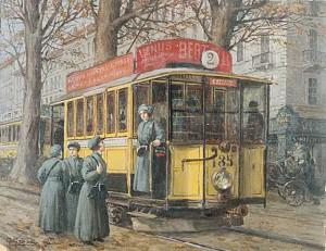 1004792-Grossi_Femmes_conduisant_un_tramway_en_1914_à_Milan